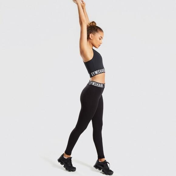 313a7d15d70511 Gymshark Pants | Fit Leggings Black Xs | Poshmark